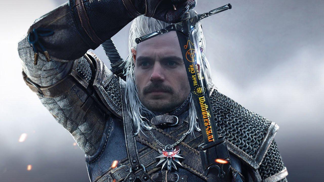 Henry Cavill blir Geralt of Rivia i The Witcher