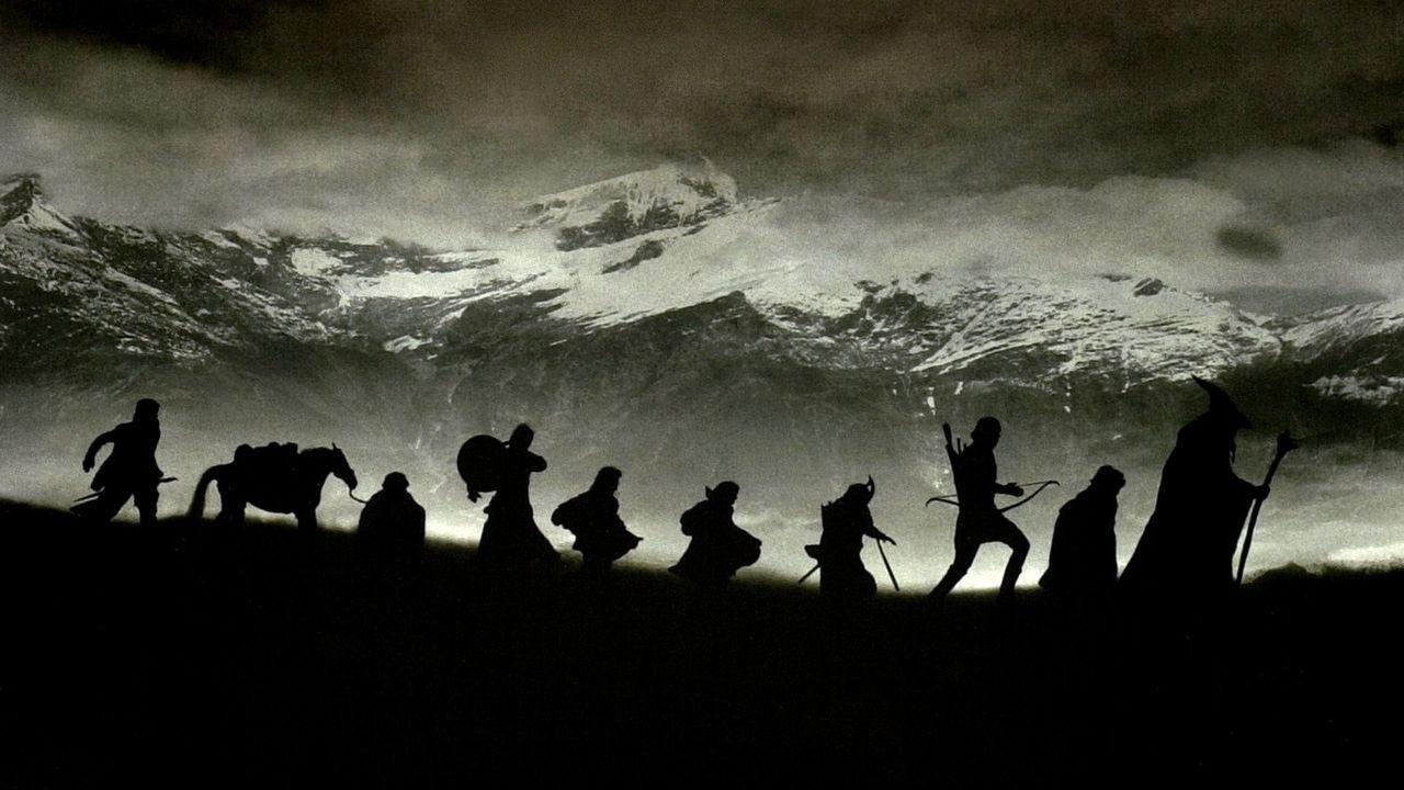 Nytt Lord of the Rings-spel på gång