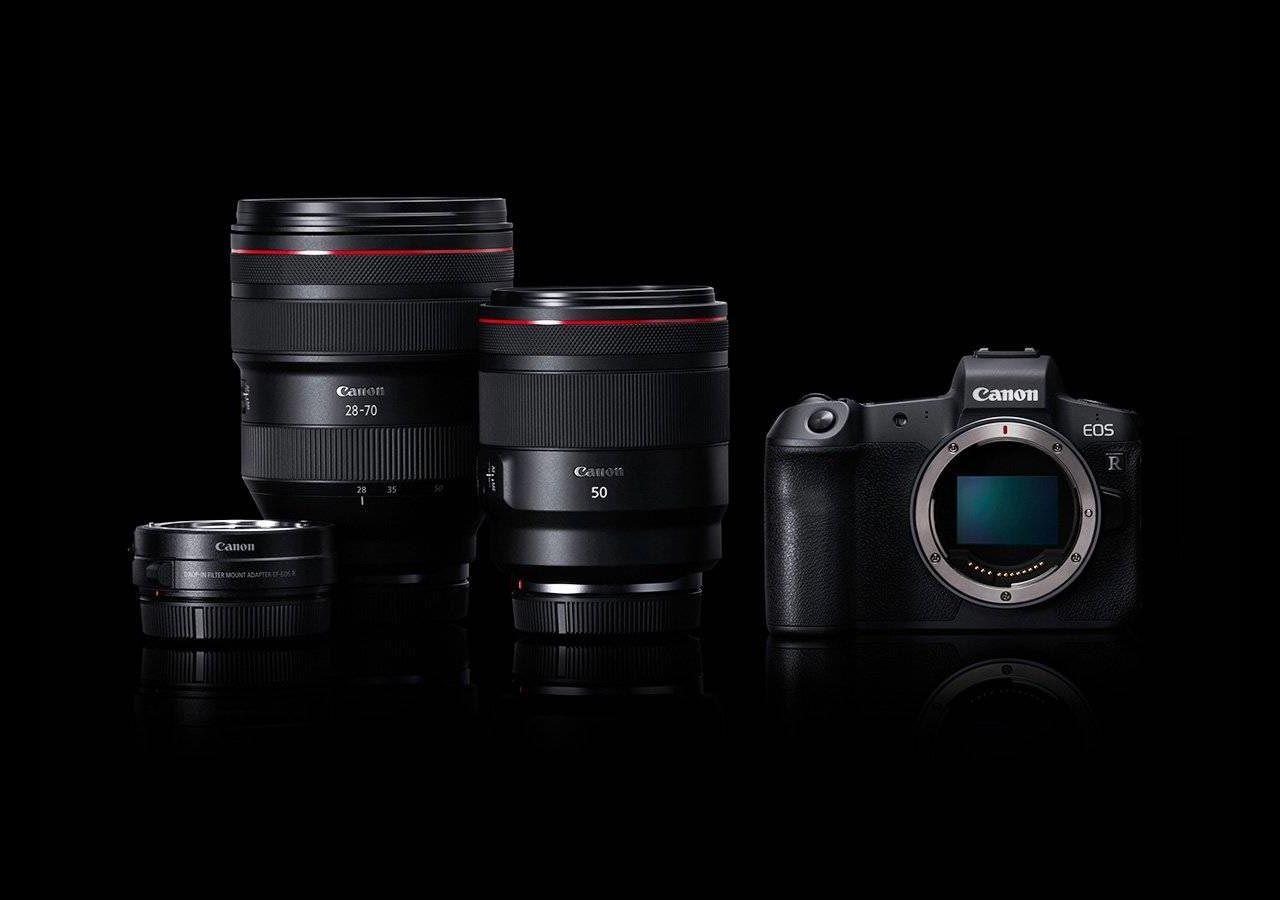 Det här är Canons spegellösa systemkamera