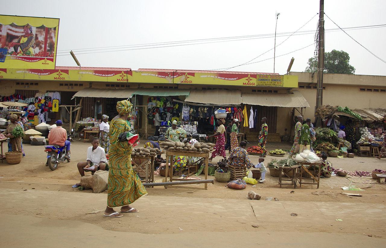 Benin inför internetskatt