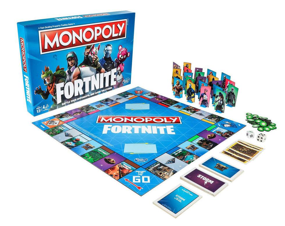 Fortnite kommer som Monopol