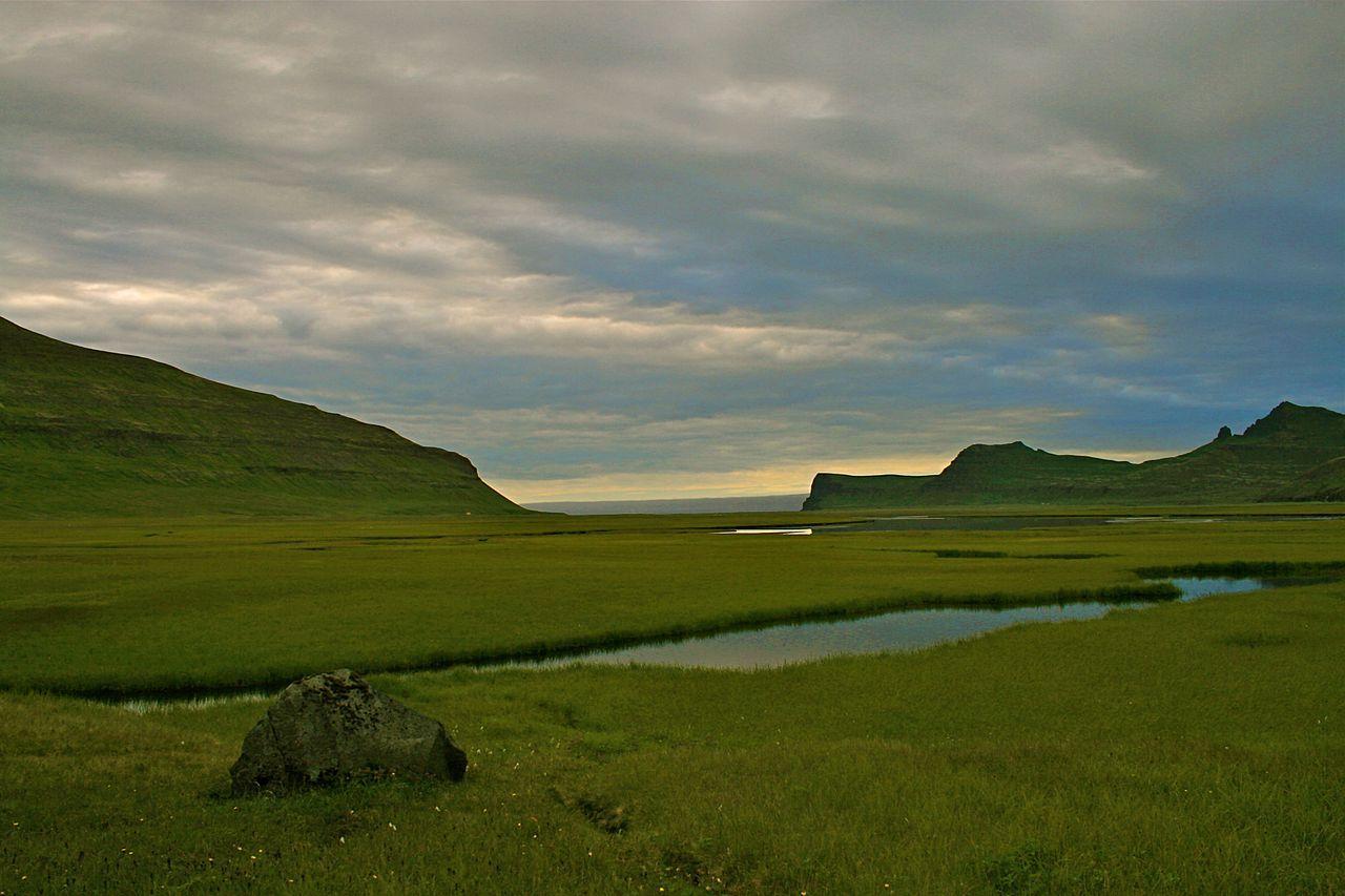Islänningar vill ha en internetfri zon på halvön Hornstrandir