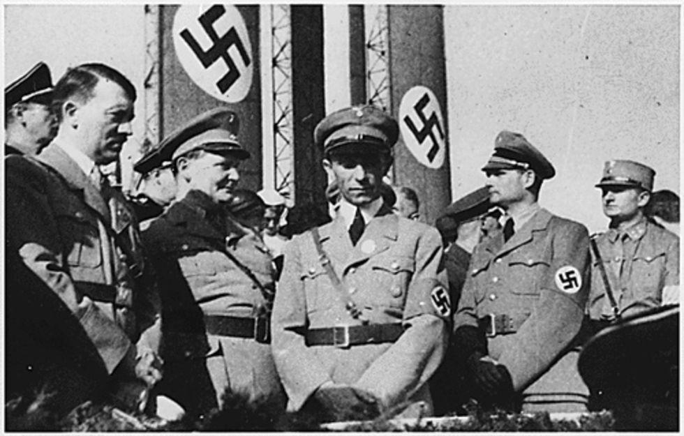 Inte okej att byta namn till Nazi