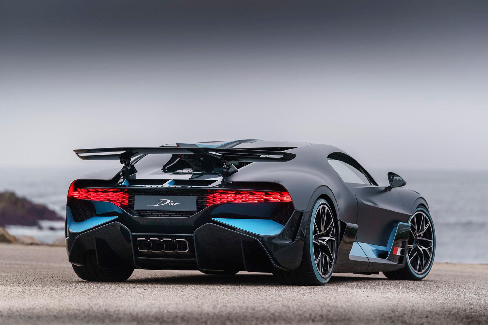 Bugattis W16-motor är den sista av sitt slag