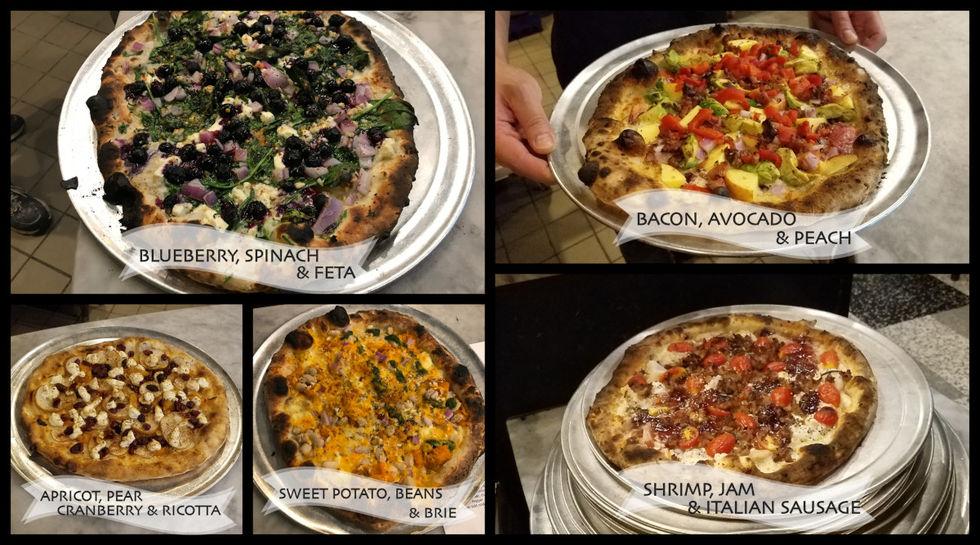 Artificiell intelligens skrev nya recept på pizza