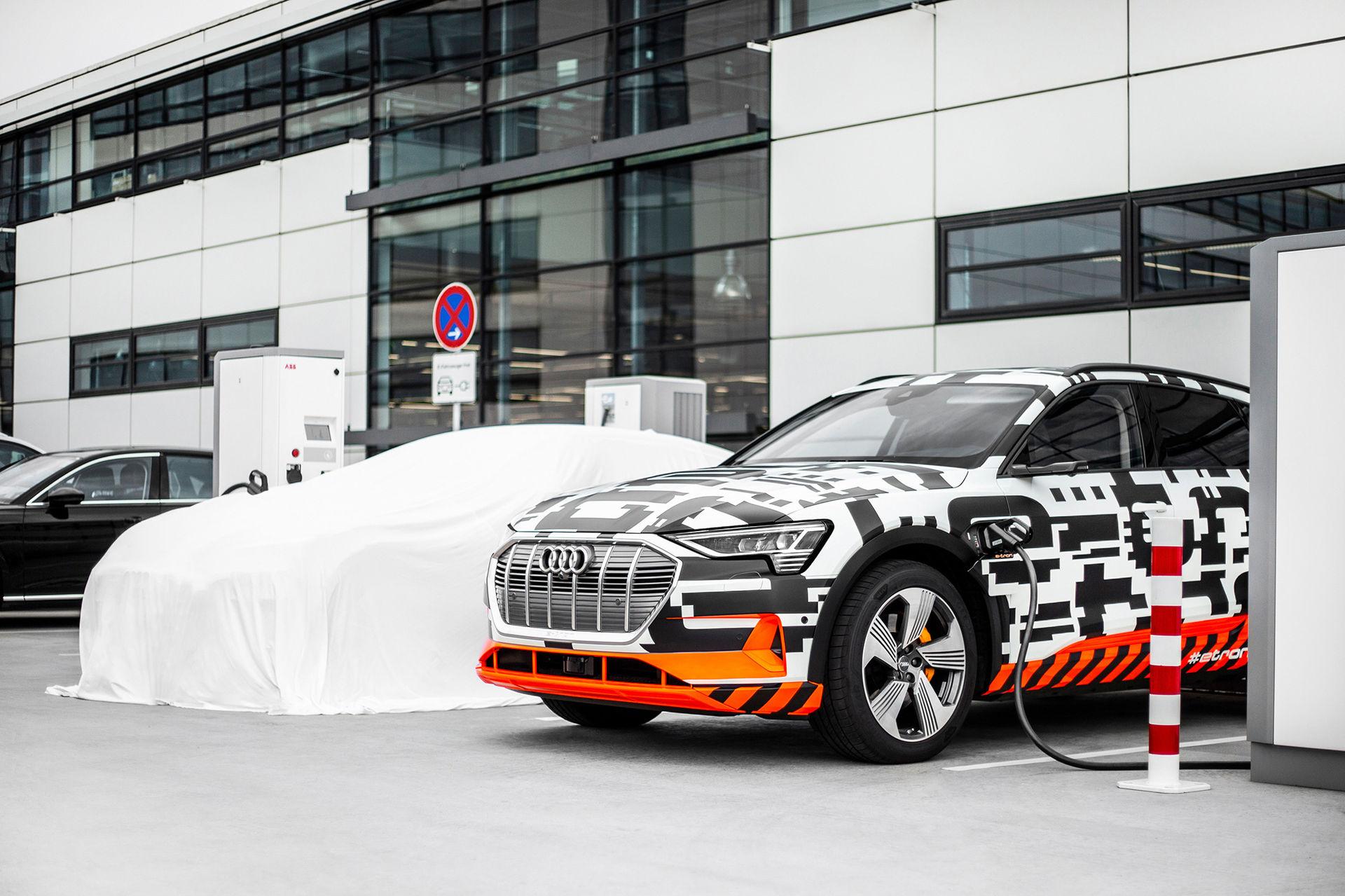 Audi lanserar kort för laddning av elbilar