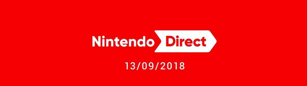 Nintendo Direct sänds vid midnatt i morgon