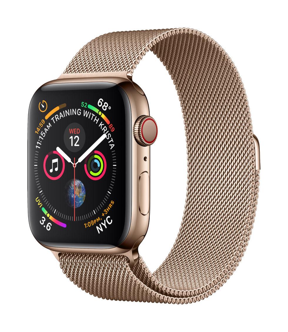 Apple presenterar ny Apple Watch