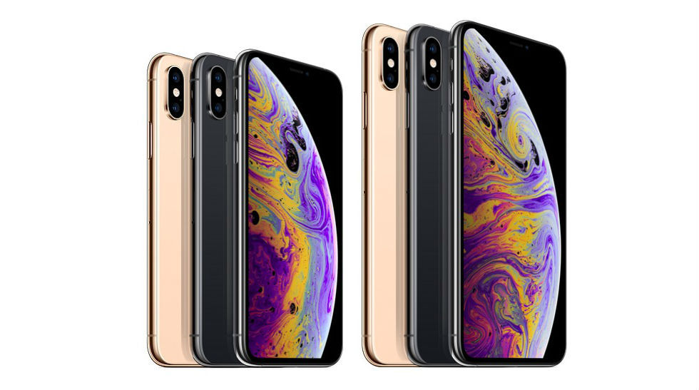 Apple presenterar iPhone XS och iPhone XS Max. Kör 7nm-chippet A12 ... 7add0bbfae9a0