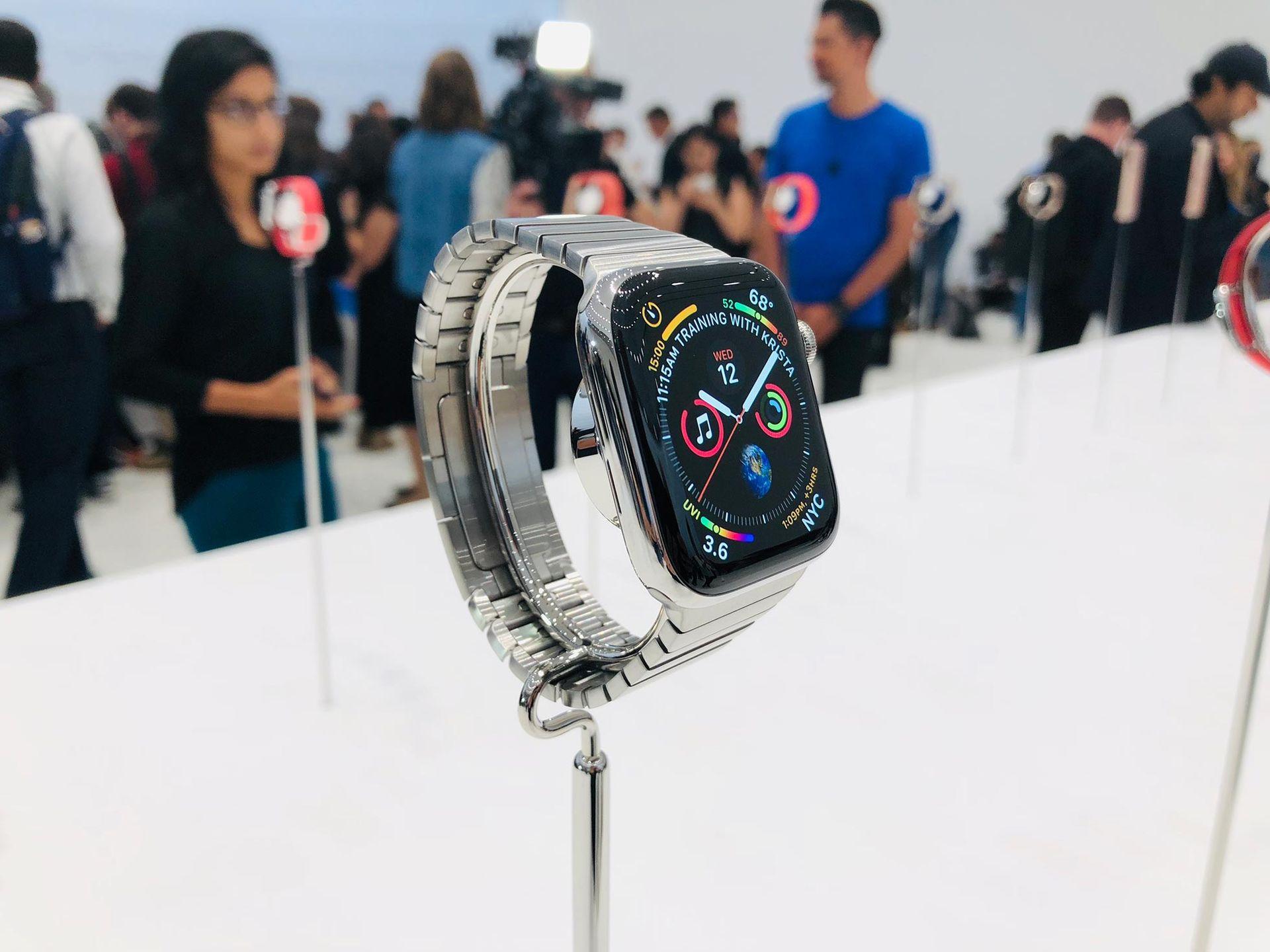 Den största uppdateringen sedan Apple Watch kom
