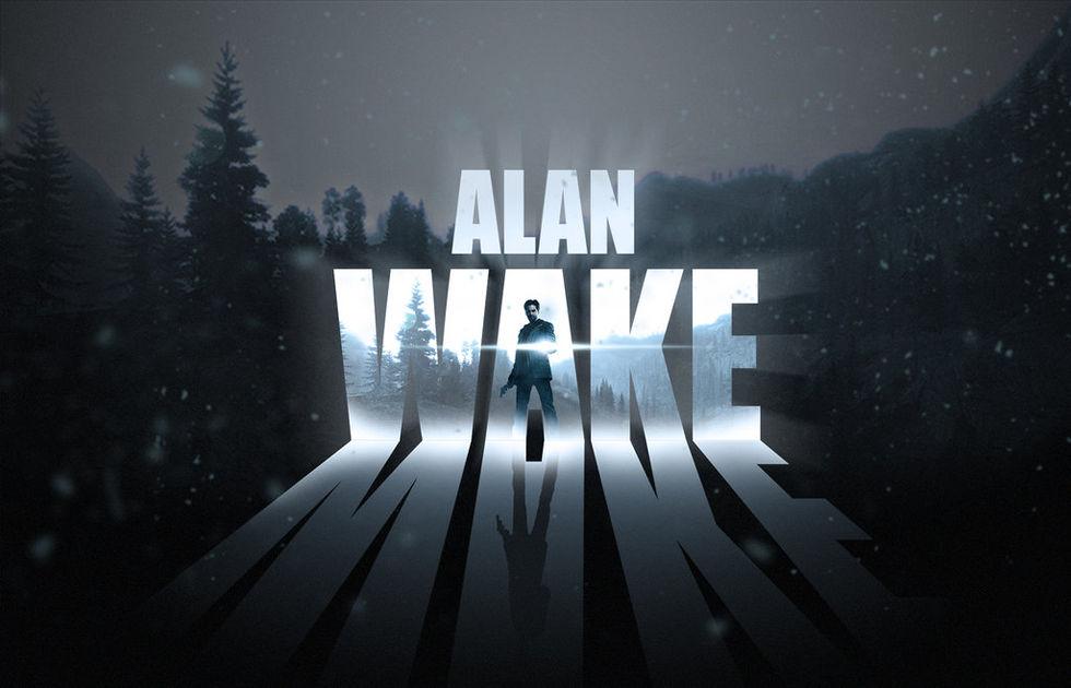 Alan Wake ska bli tv-serie