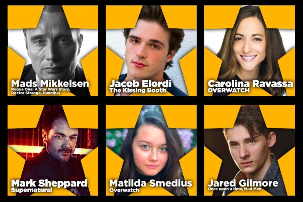 I morgon drar Comic Con Stockholm igång