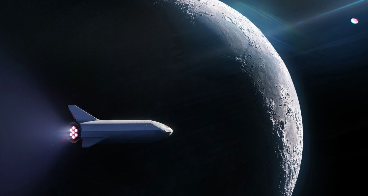 SpaceX har nu fått sin första privata passagerare