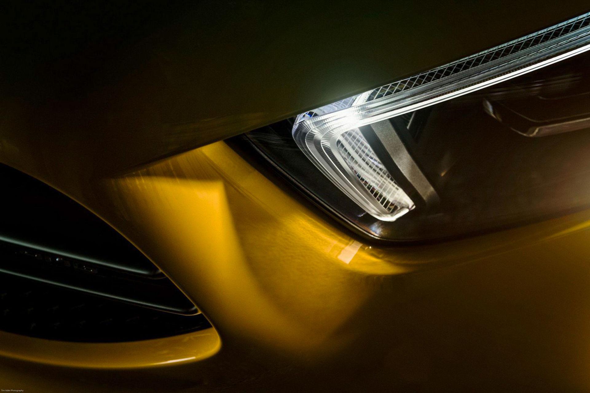 Teaserbilder på Mercedes-AMG A35