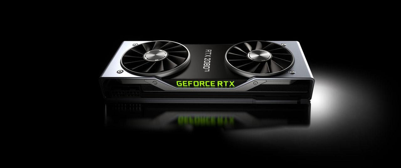Nvidia skjuter upp releasen av RTX 2080 Ti