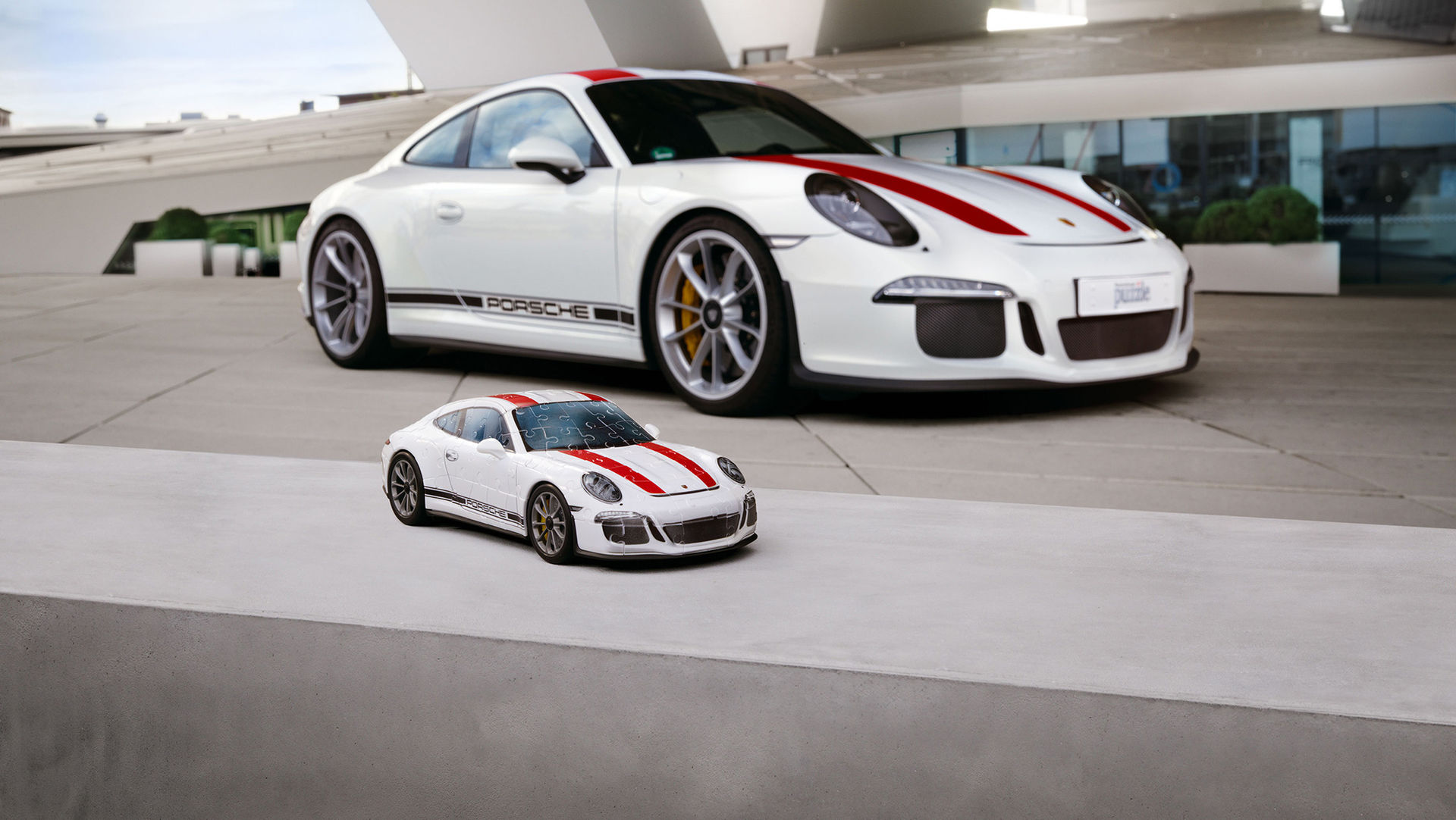 Nu kan du köpa en Porsche 911 R igen!