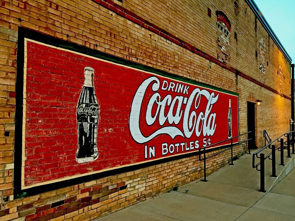 Coca-Cola ryktas vara på väg in i cannabisbranschen