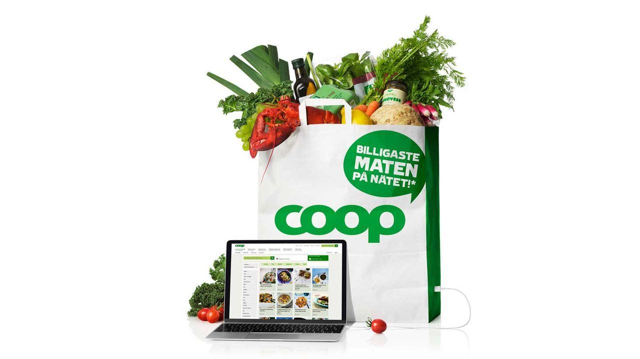 Coop lanserar Coop Hämta