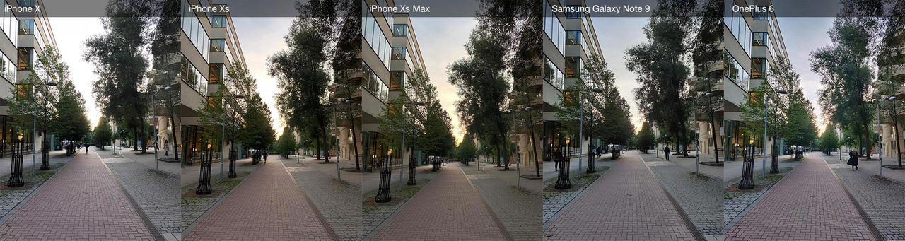 Så bra är kameran i iPhone Xs
