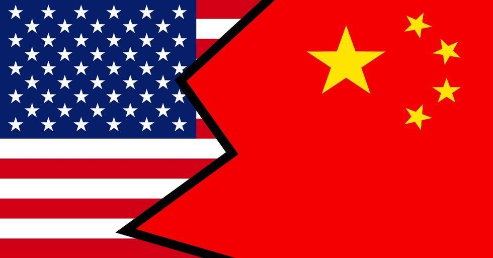 Kina inför strafftullar mot USA