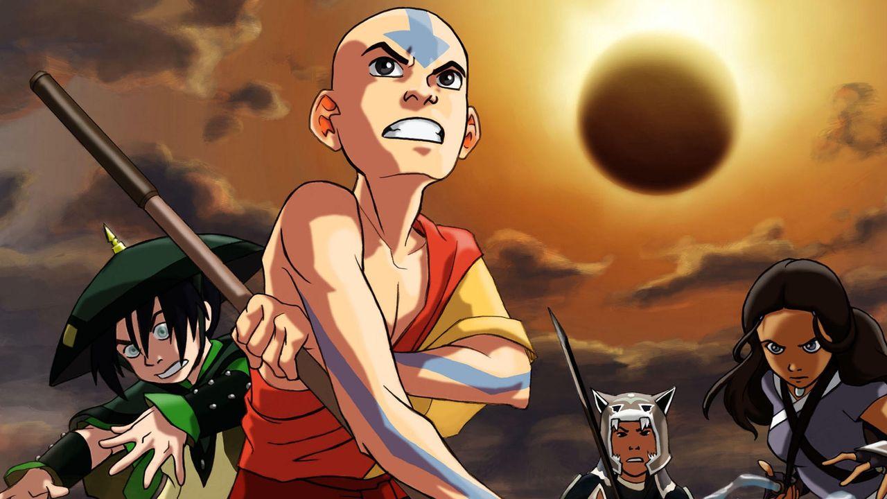 Avatar: The Last Airbender blir tv-serie igen