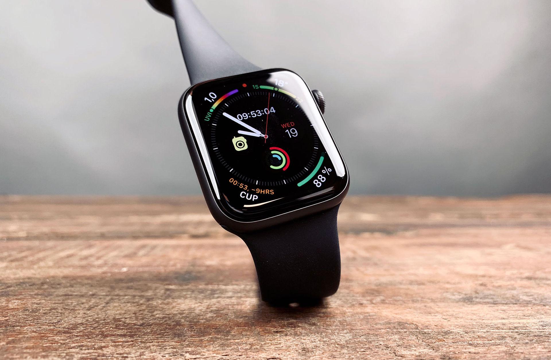 Apple Watch 4 är ett riktigt lyft!