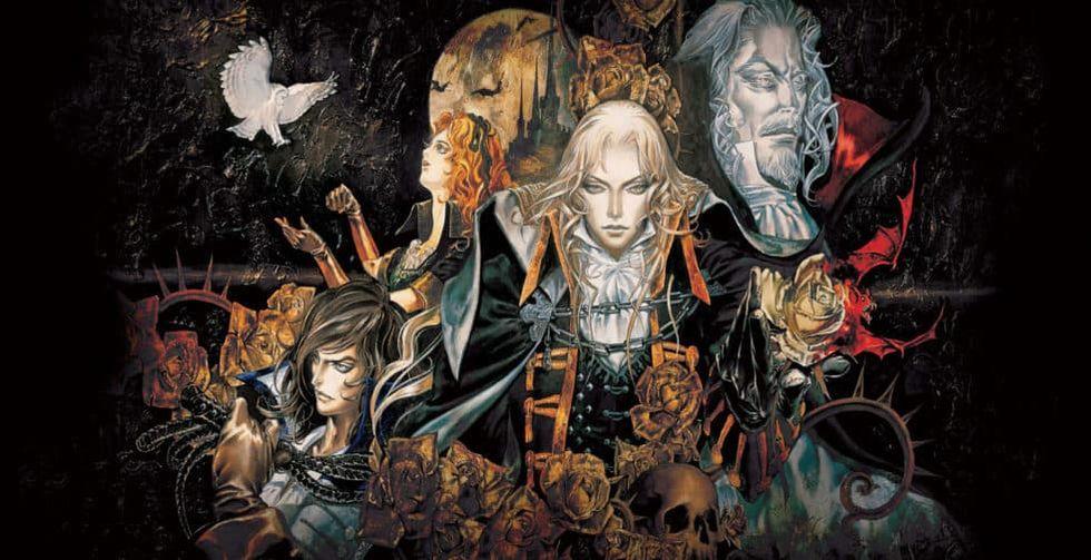 Klassiska Castlevania-lir kan vara på ingång till PS4
