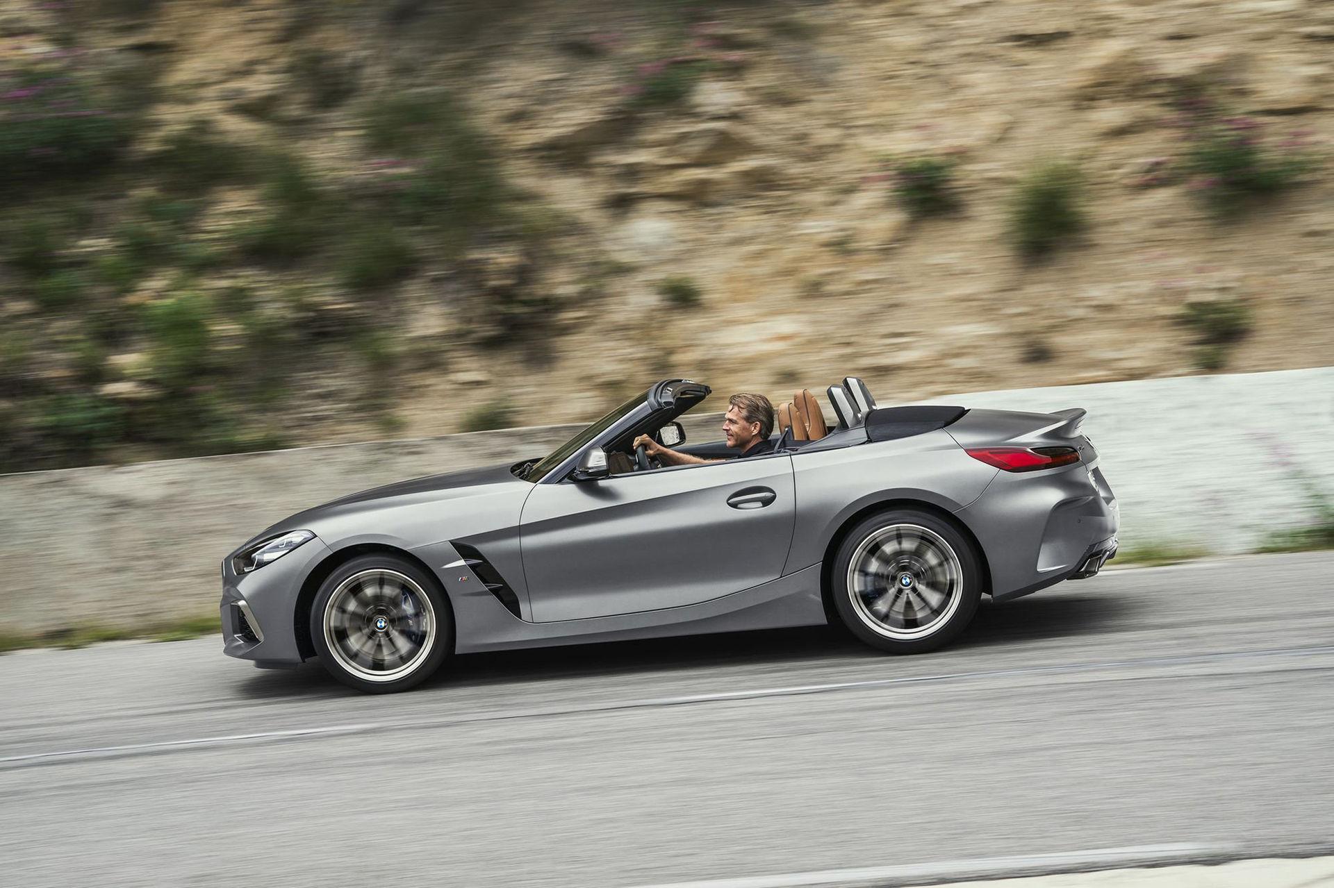 BMW berättar mer om nya Z4