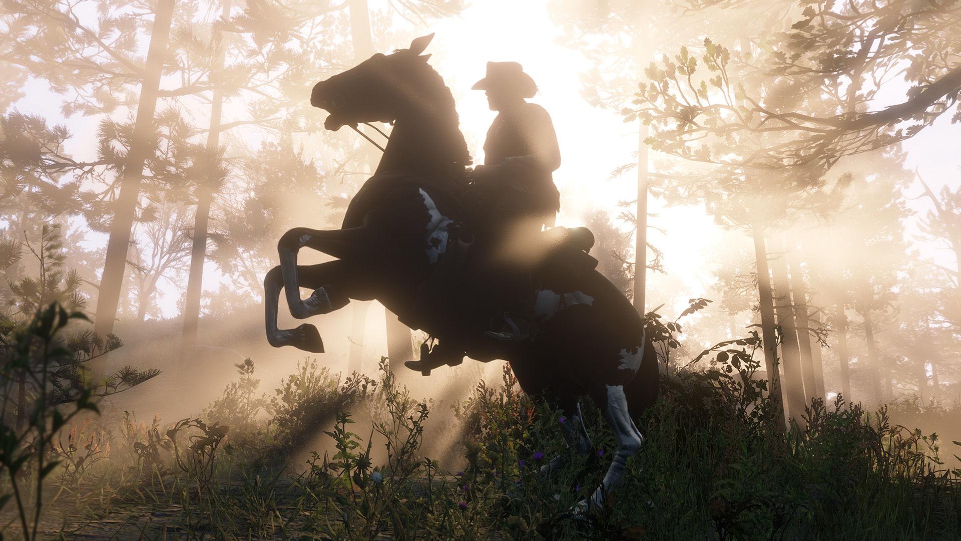 Red Dead Redemption 2 är det närmaste vi kommer Westworld
