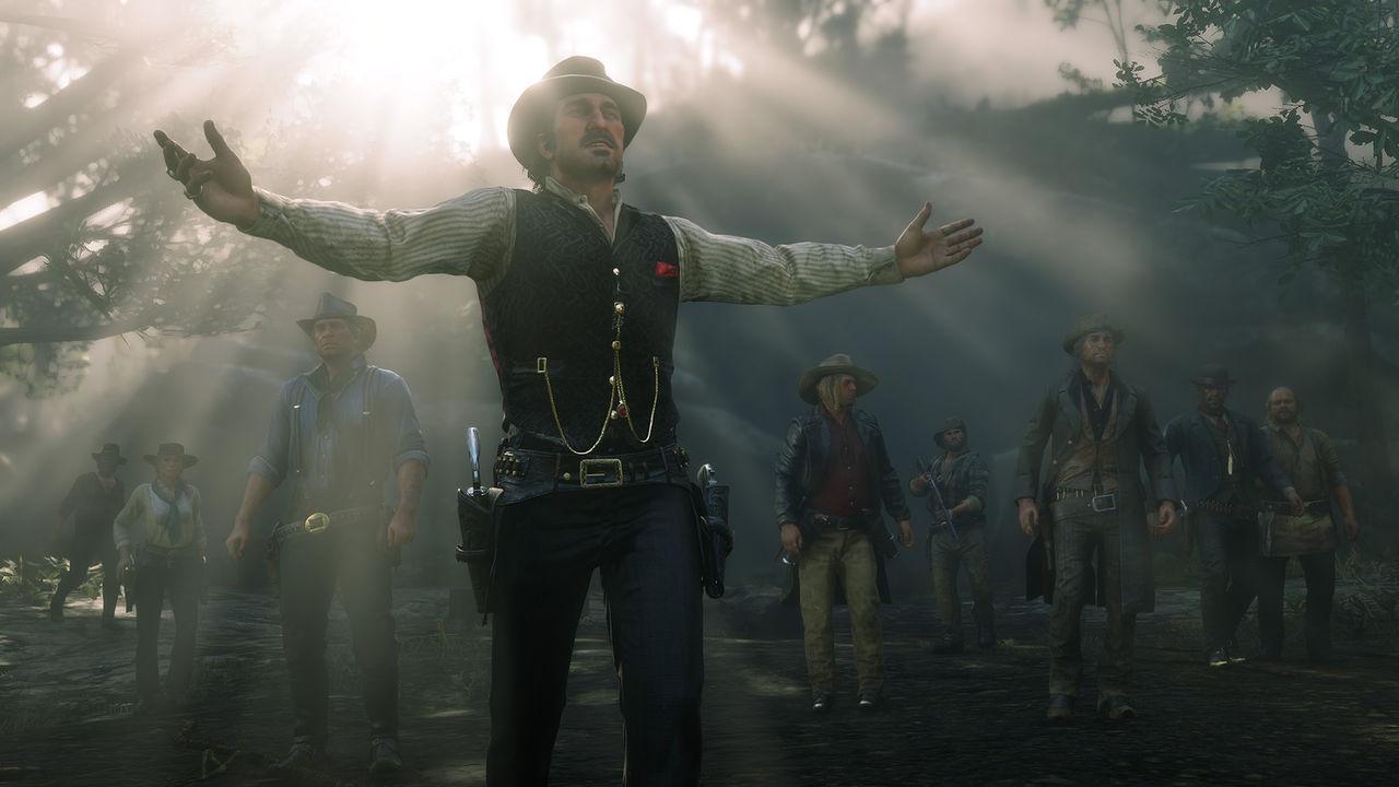 PC-version av Red Dead Redemption 2 inte helt utesluten