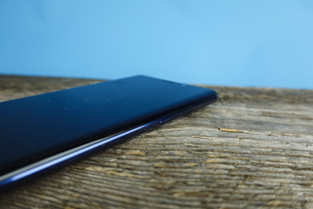 Samsung låter dig ändra Bixby-aktivering i Note 9