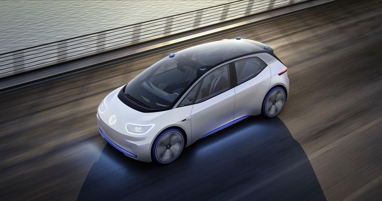 Volkswagens kommande elbil ska vara för alla
