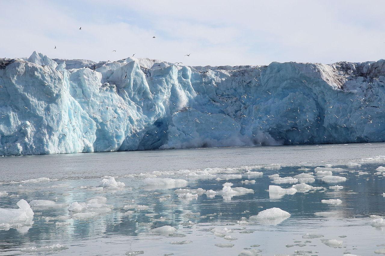 Forskare vill bygga murar i havet för att förhindra issmältning
