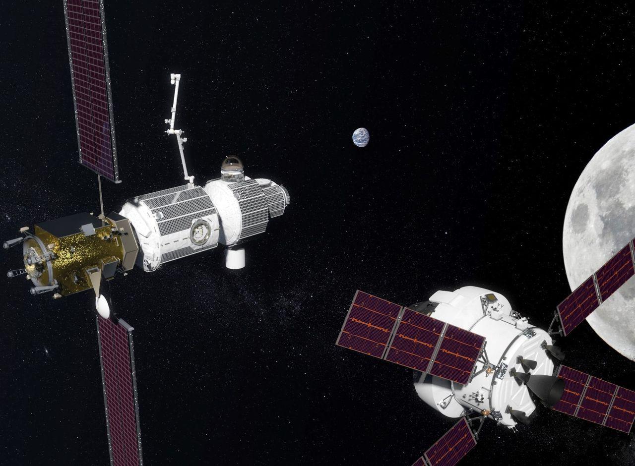 Ryssland lite osäkra på nytt rymdsamarbete med USA
