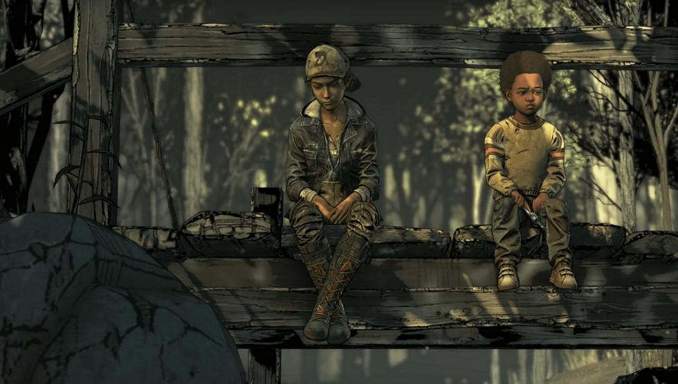 Telltale's The Walking Dead kan avslutas andå