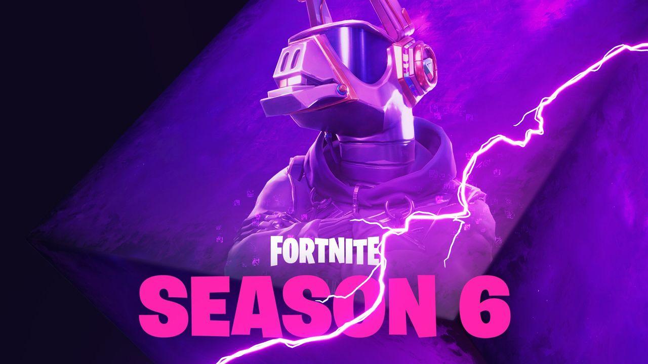 Sjätte säsongen av Fortnite drar igång på torsdag