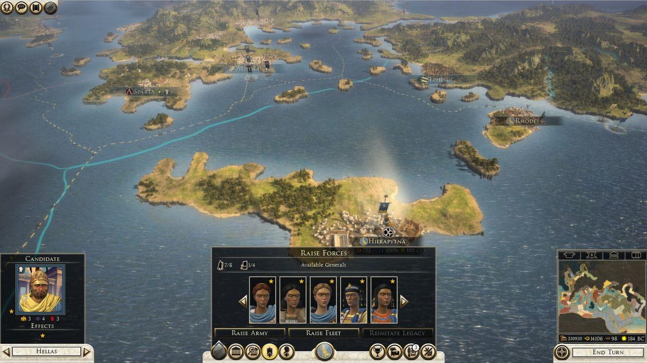 Total War: Rome II reviewbombas på Steam