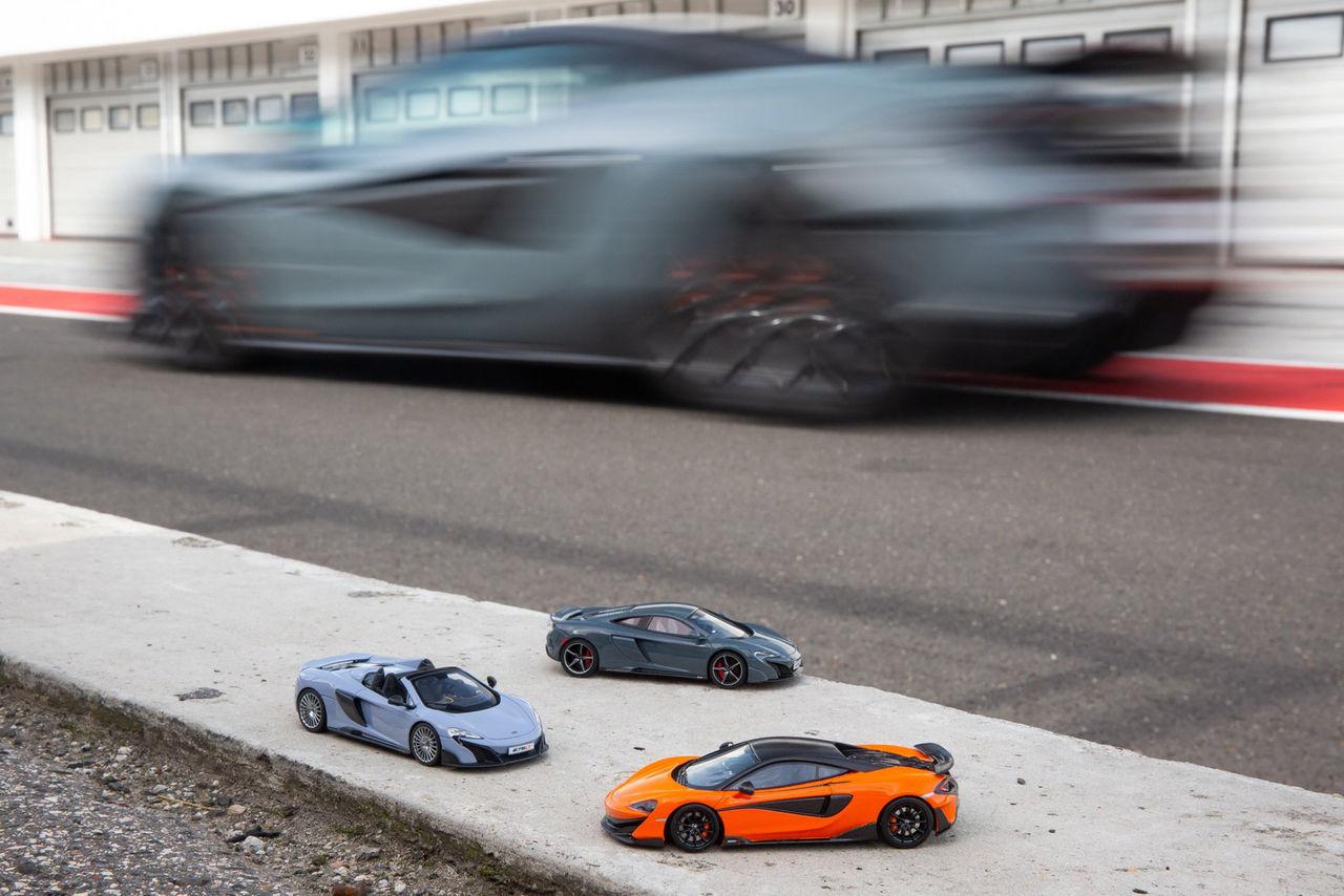 McLaren 600LT för alla plånböcker