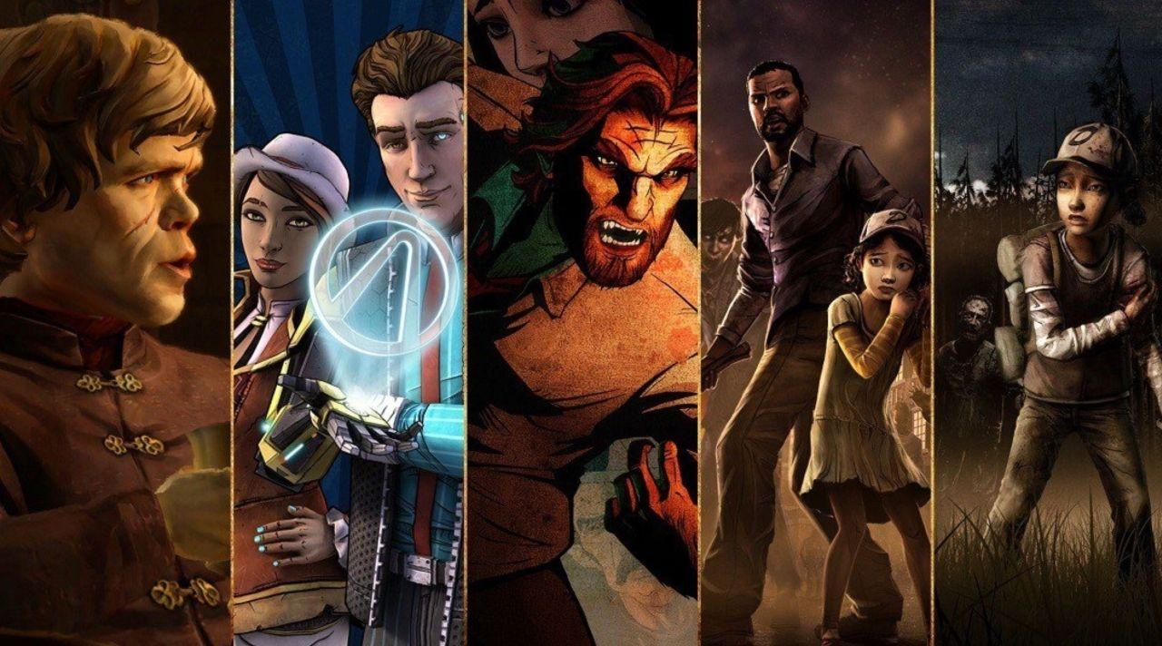 Telltale Games stäms för att ha brutit mot arbetslagar