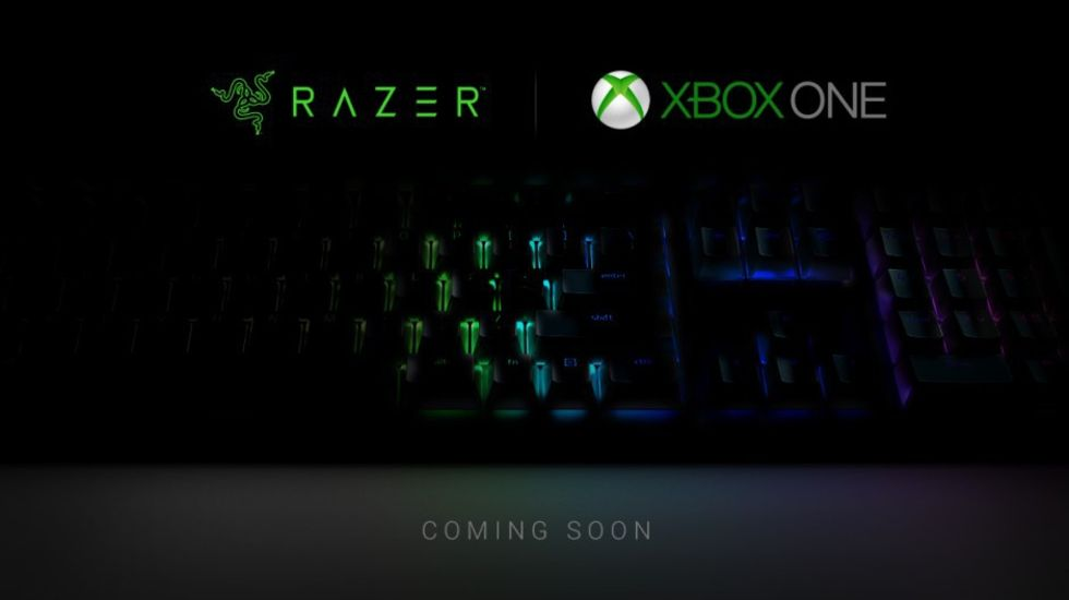 Xbox One får stöd för mus och tangentbord inom kort