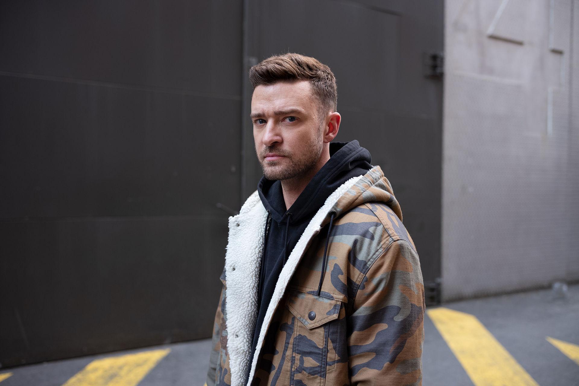 Levi's gör kollektion med Justin Timberlake