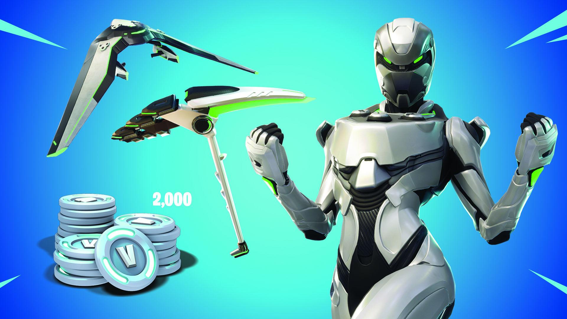 Nytt skin i Fortnite får dig att se ut som en Xbox