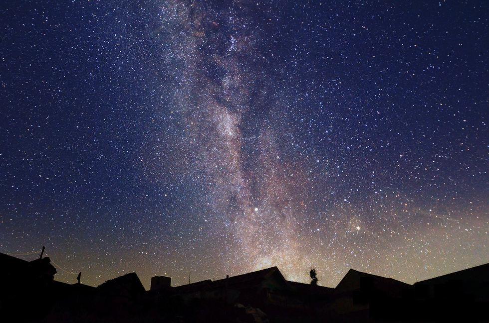På lördag är det Astronomins dag och natt
