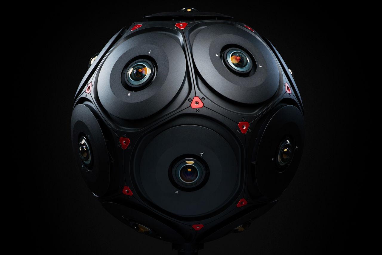 Facebook och RED presenterar 3DVR-kameran Manifold