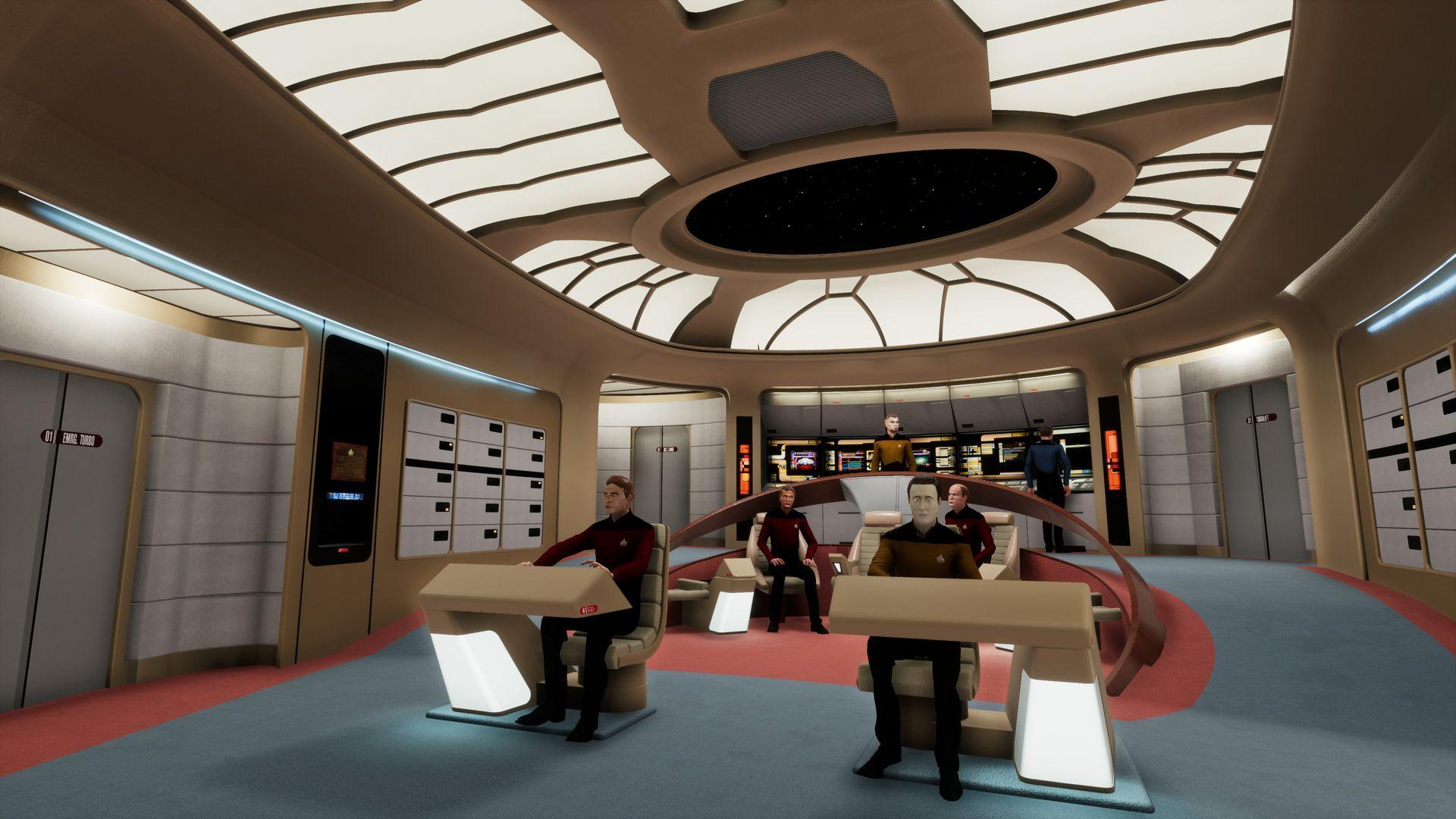 Fan-skapad Star Trek-upplevelse i VR nedstängd