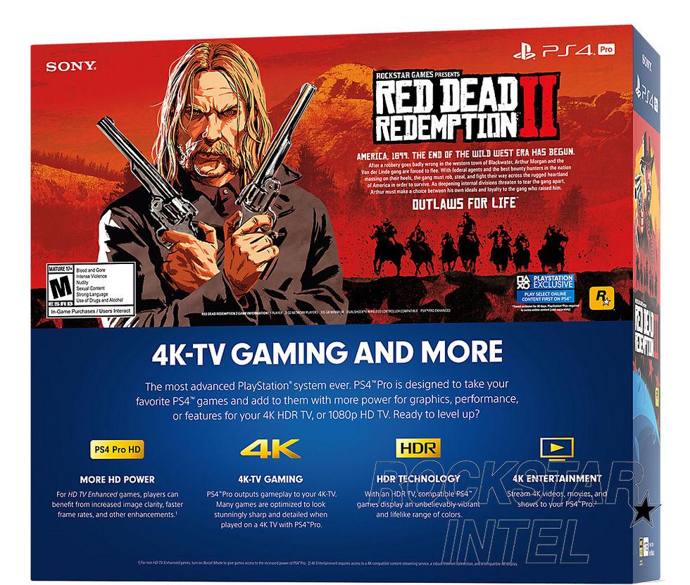 Red Dead Redemption 2 kommer ligga på saftiga 105GB