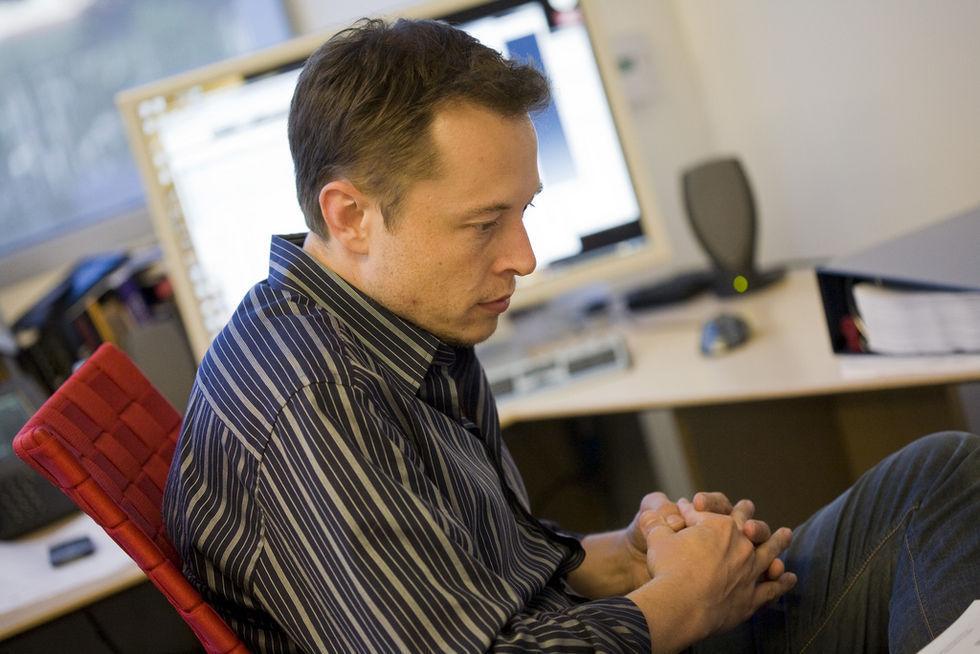 USA:s finansinspektion stämmer Elon Musk