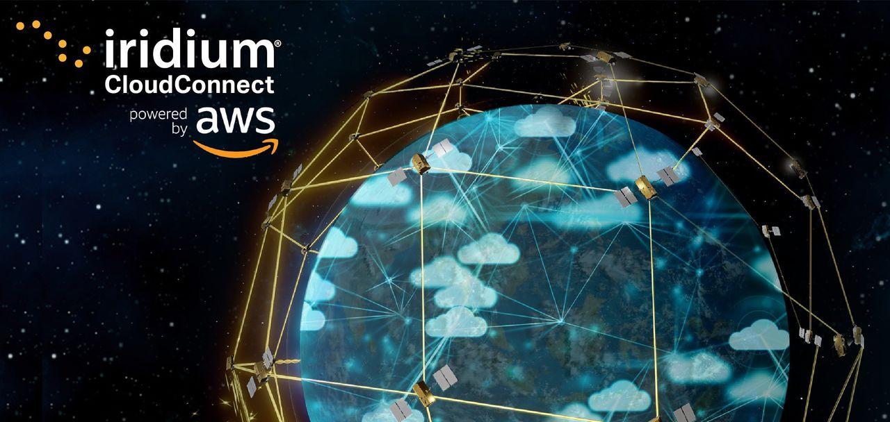 Iridium och Amazon ska fixa rymdinternet
