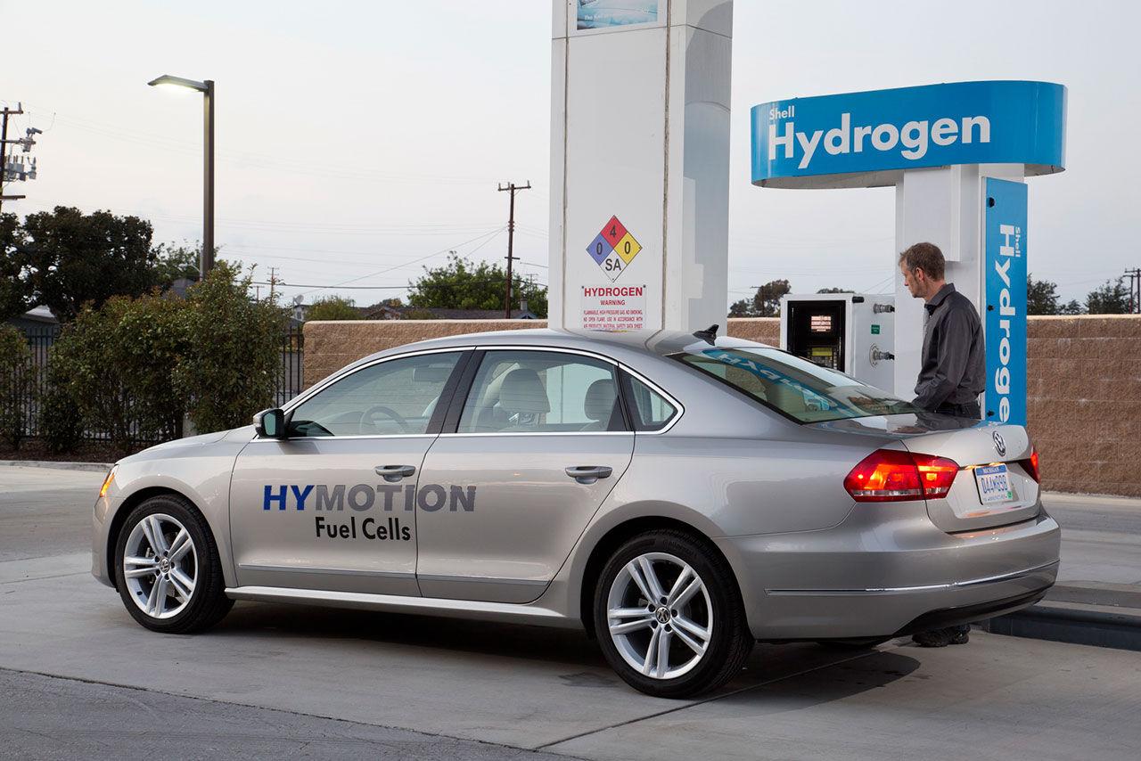 Volkswagen vill göra bränslecellsbilar billigare