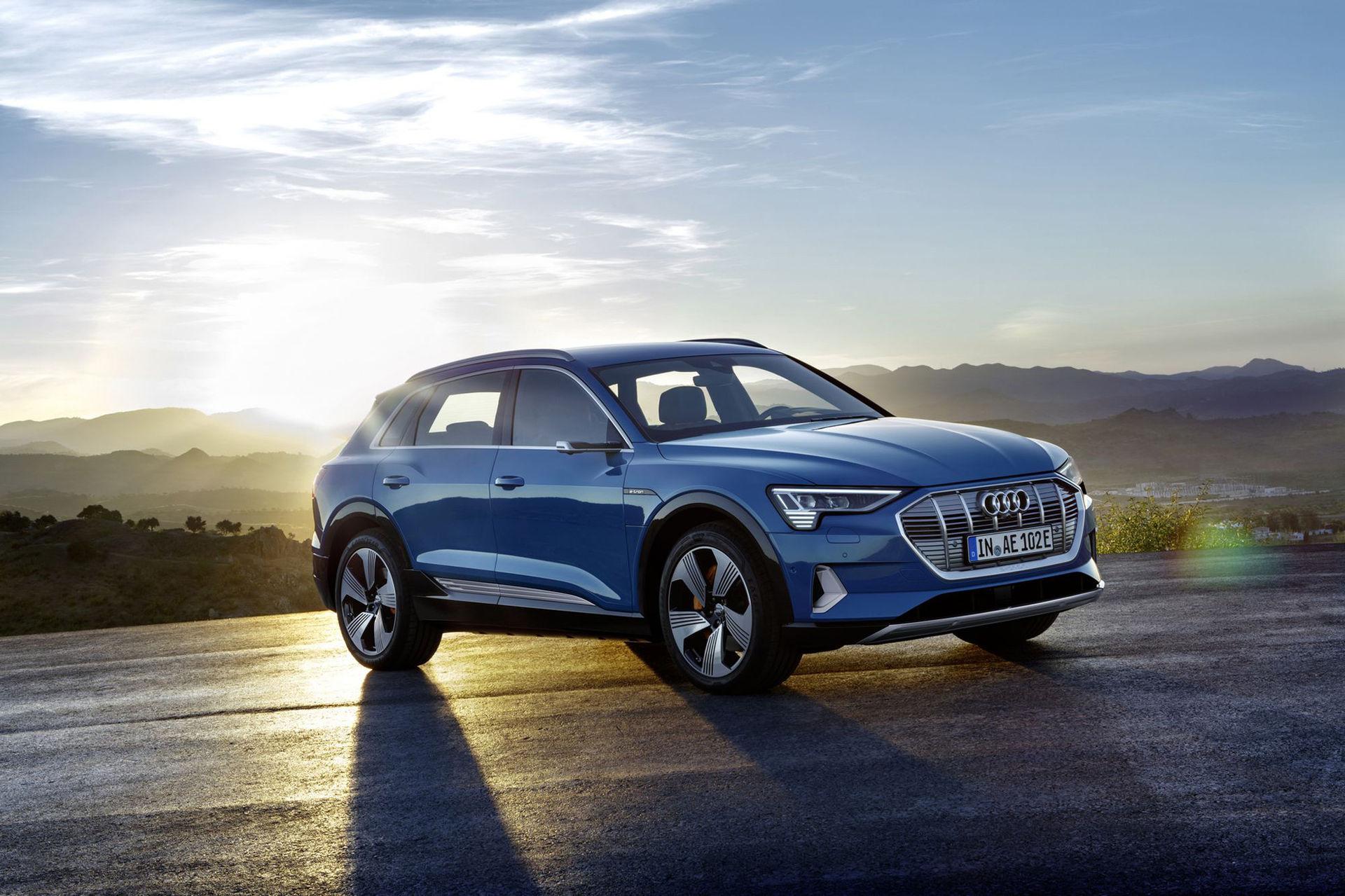 Audi har fått in 15.000 stycken beställningar på e-tron